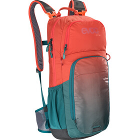 EVOC CC Backpack 16l Chili Red/Petrol